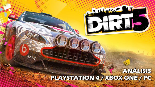 Cartel DiRT 5