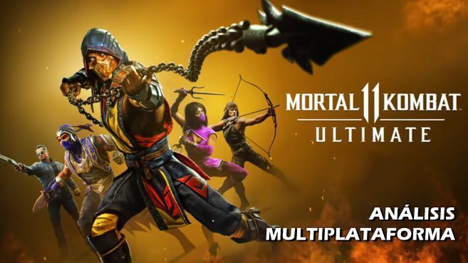 Cartel Mortal Kombat 11 Ultimate