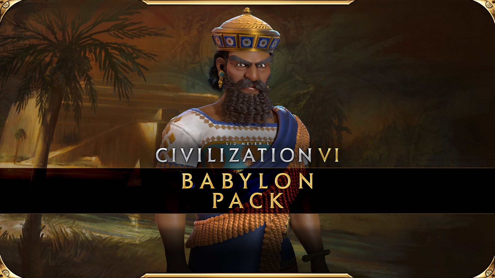 Civilization VI Babulon Pack
