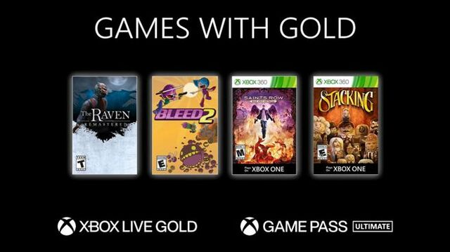 Games with Gold Diciembre 2020