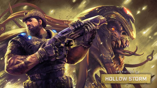 Gears 5 Operation 5 - Hollow Storm
