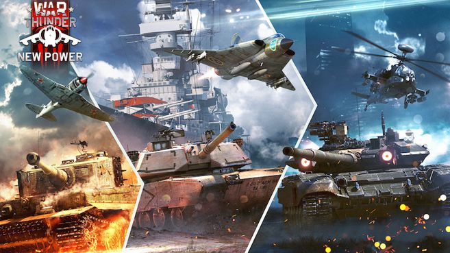 War Thunder New Power