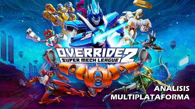 Cartel Override 2 Super Mech League