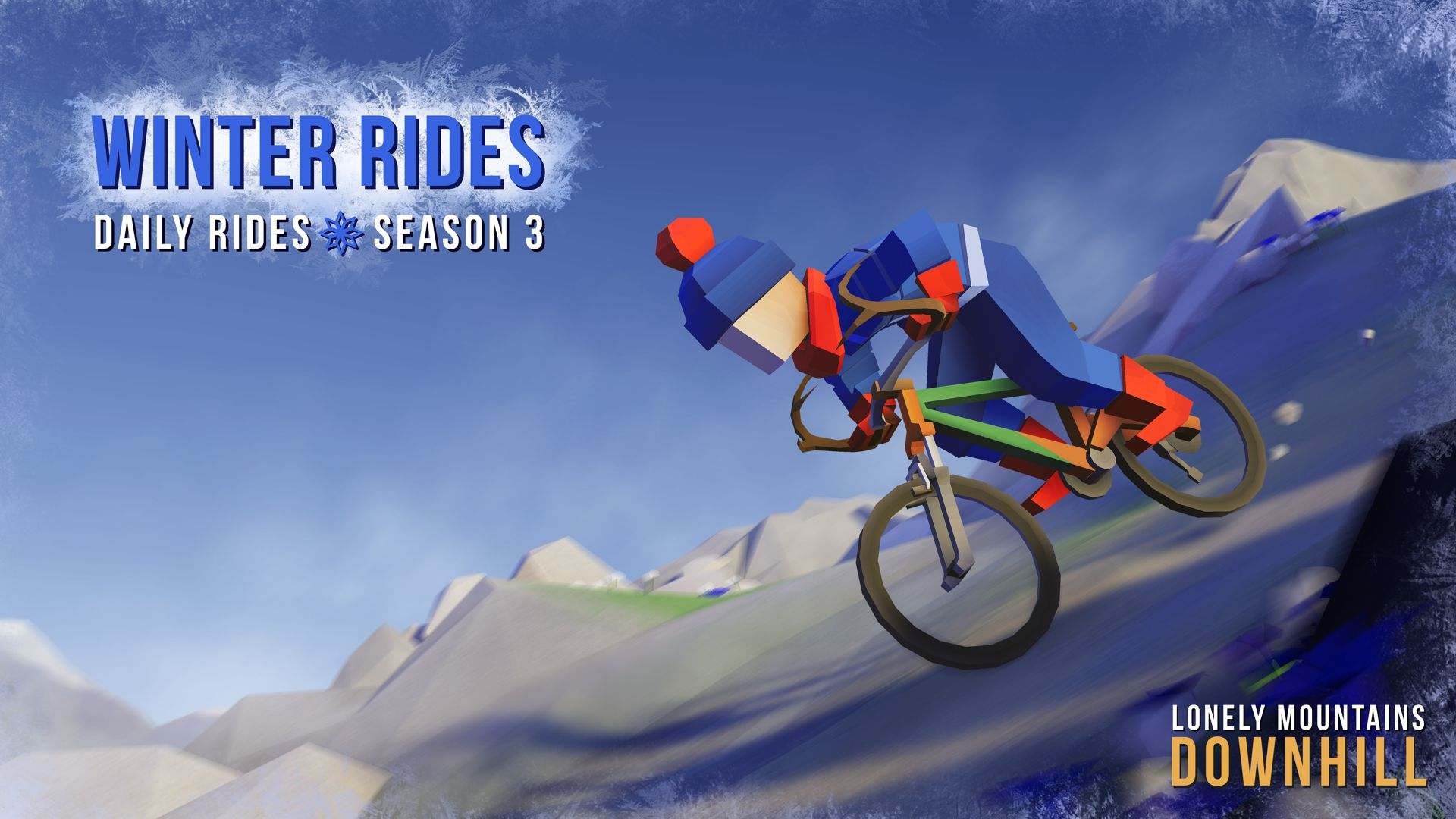 Lonely Mountains Downhill - Winter Rides