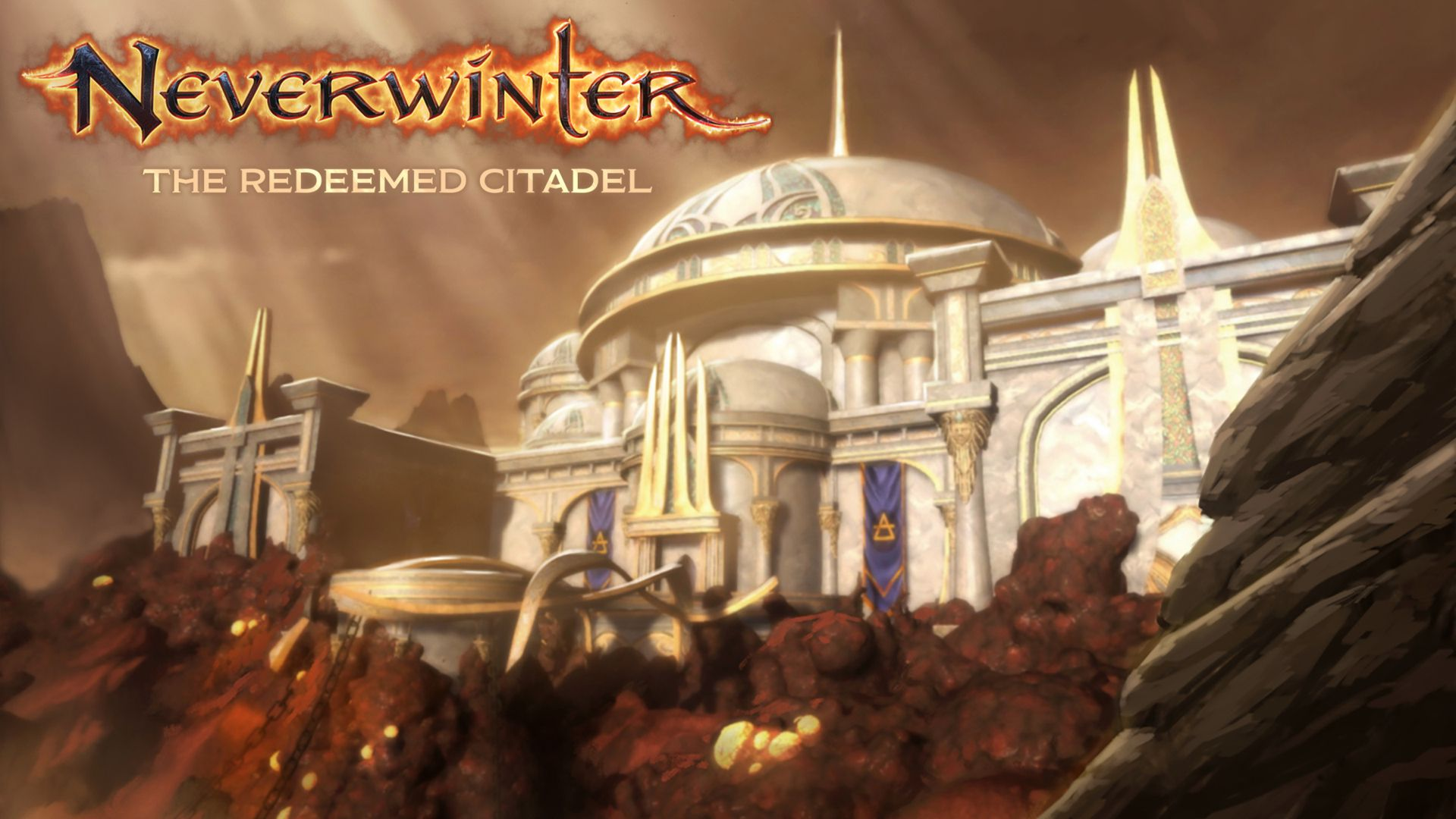 Neverwinter The Redeemed Citadel