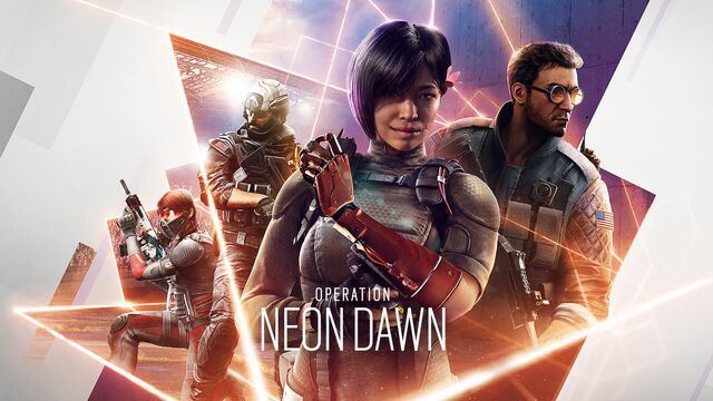 Rainbow Six Siege Operation Neon Dawn