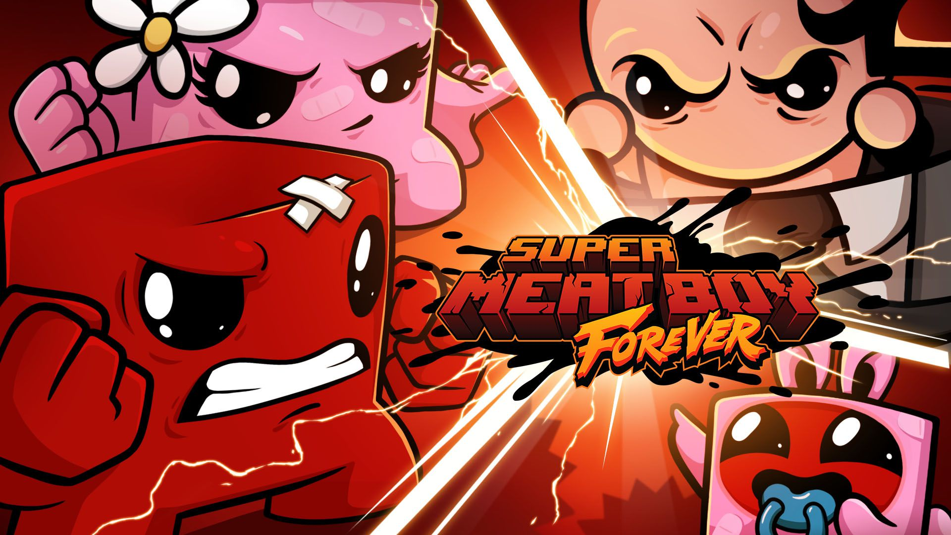 Super Meat Boy Forever Principal