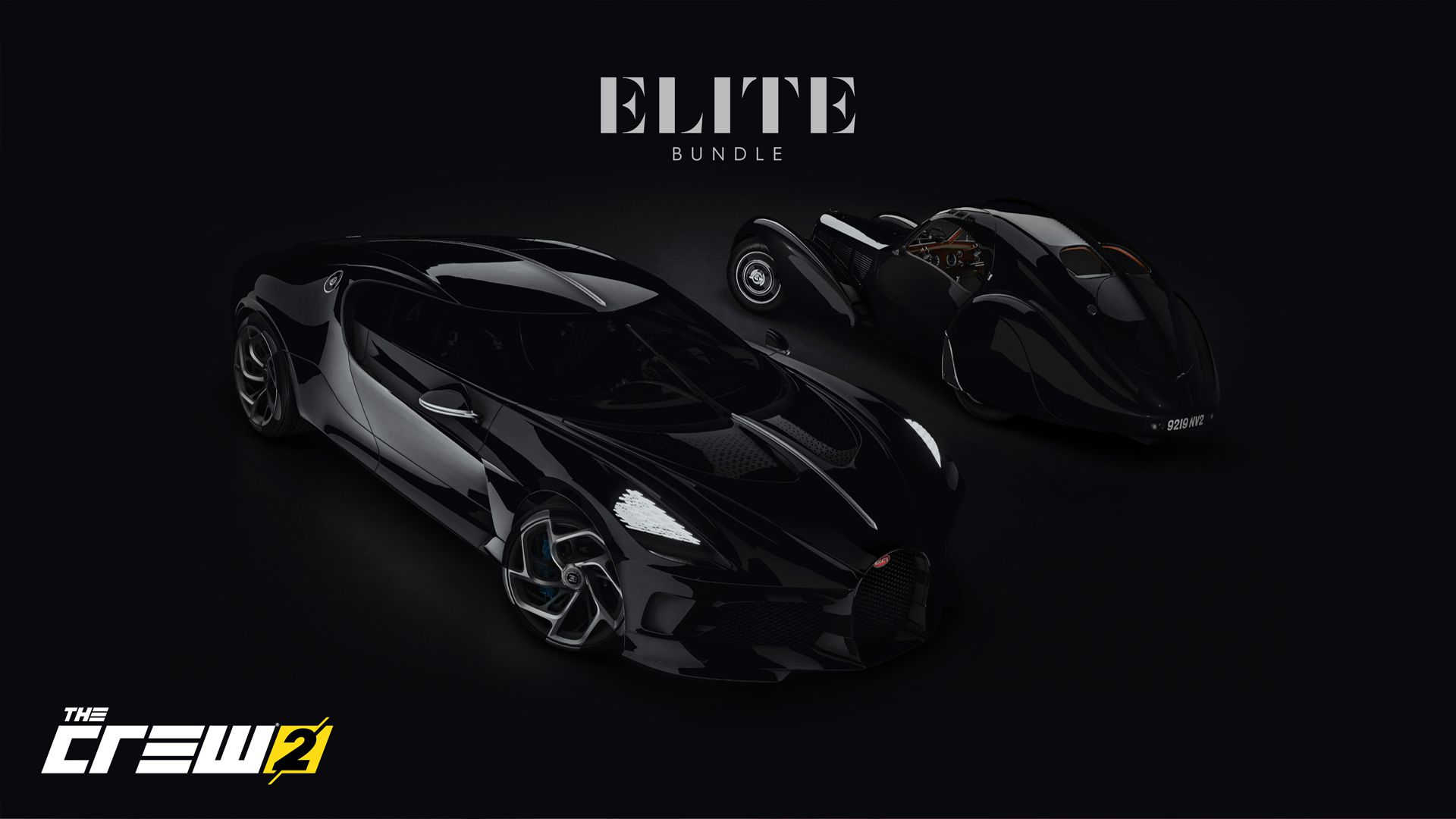 The Crew 2 Elite Bundle