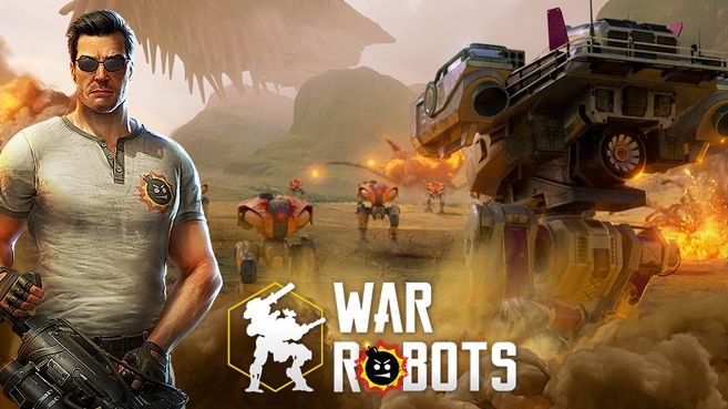War Robots X Serious Sam 4
