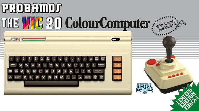 Cartel Impresiones The VIC 20